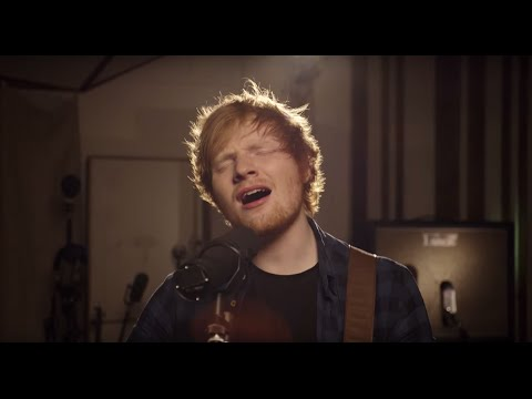 Ed Sheeran - Thinking Out Loud x Acoustic Session