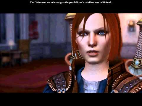 Dragon Age II  Isabela Remembers Leliana