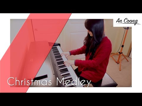 Christmas Medley | PIANO COVER | AN COONG PIANO