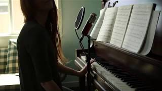 I Don't Want To Be A Bride - Vanessa Carlton (cover) | Jenna