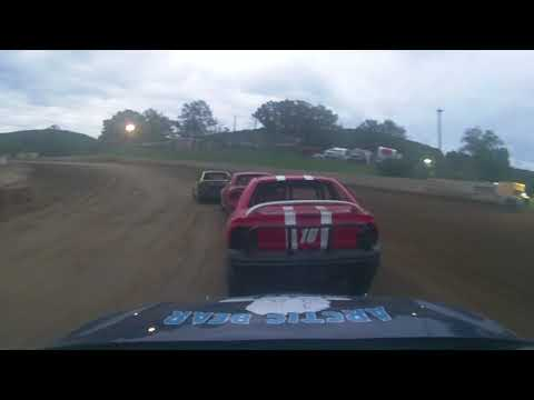 FIVE MILE POINT SPEEDWAY 07-21-2018 4 CYLINDER FEATURE