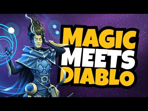 O que é Magic Legends? - O MTG MMO (?) ARPG + vídeo