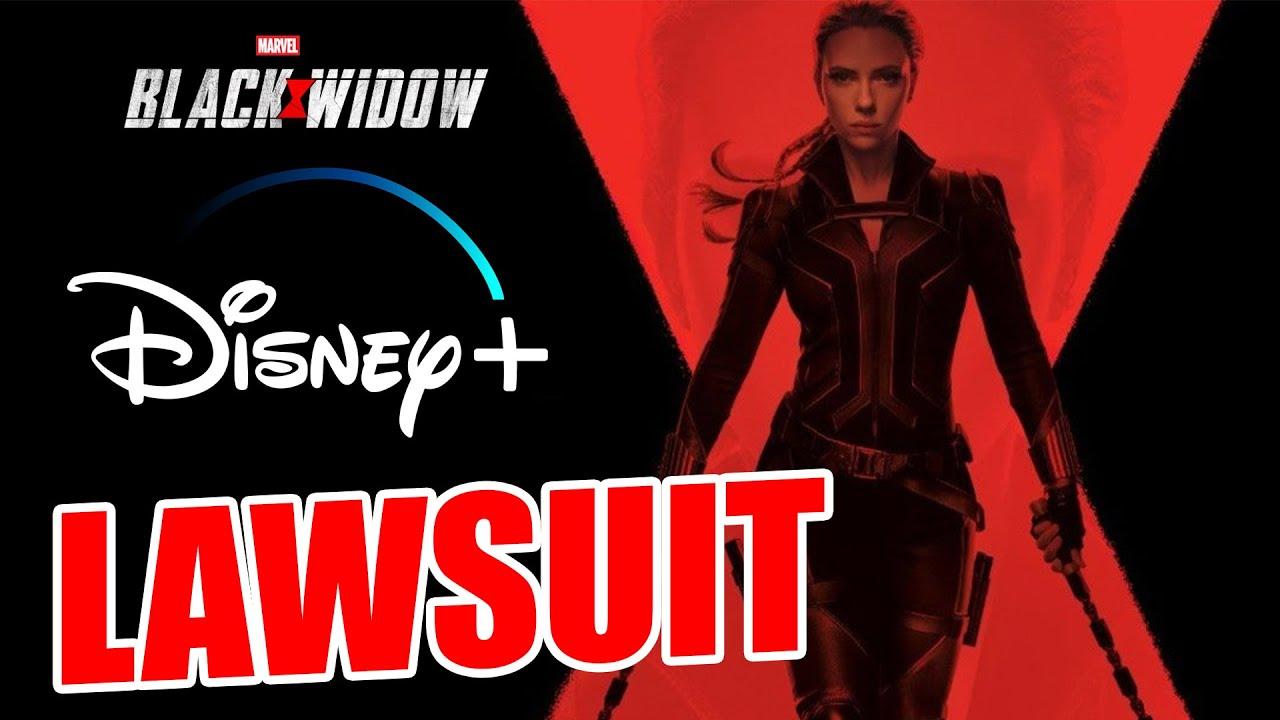 BREAKING! SCARLET JOHANNSON SUES DISNEY OVER BLACK WIDOW Major Marvel Lawsuit Explained and Reaction