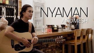 Gambar cover Andmesh - Nyaman (cover) Sutowo Mowoarso