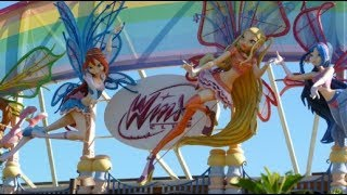 Pianeta Winx On Ride HD 60FPS POV Rainbow MagicLand