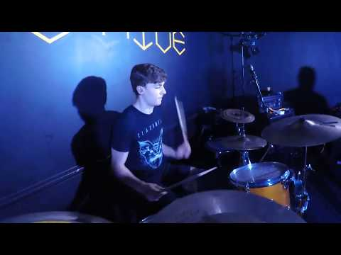 Portrayal Of Ruinn - Background Betrayal | Drum Cam (LIVE)