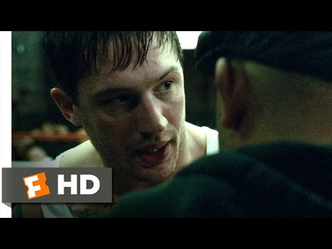 Warrior 110 Movie CLIP - Beating Mad Dog