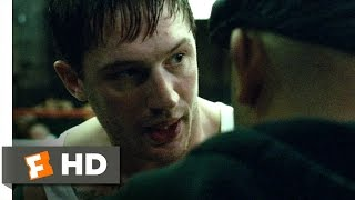 Warrior (1/10) Movie CLIP - Beating Mad Dog (2011) HD