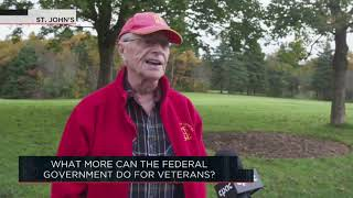What more can the federal government do for veterans? | Outburst