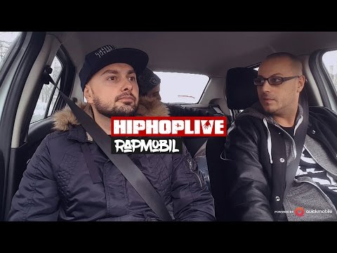 ALAN & KEPA in RapMobil | HipHopLive