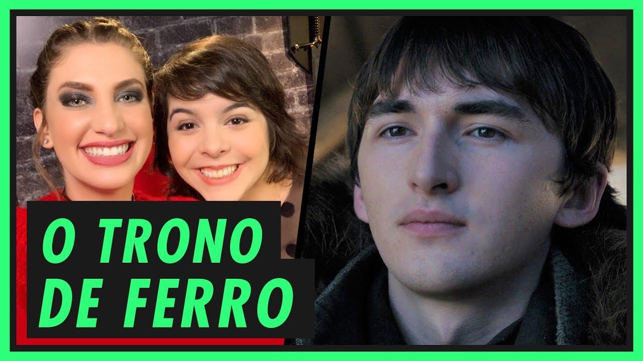 O TRONO DE FERRO E O GOVERNO DE WESTEROS | GAME OF THRONES