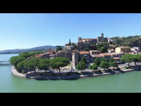 Lago Trasimeno - Trasimeno Lake - Drone