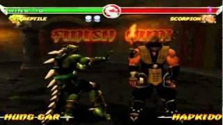Mortal Kombat 5 Fatality