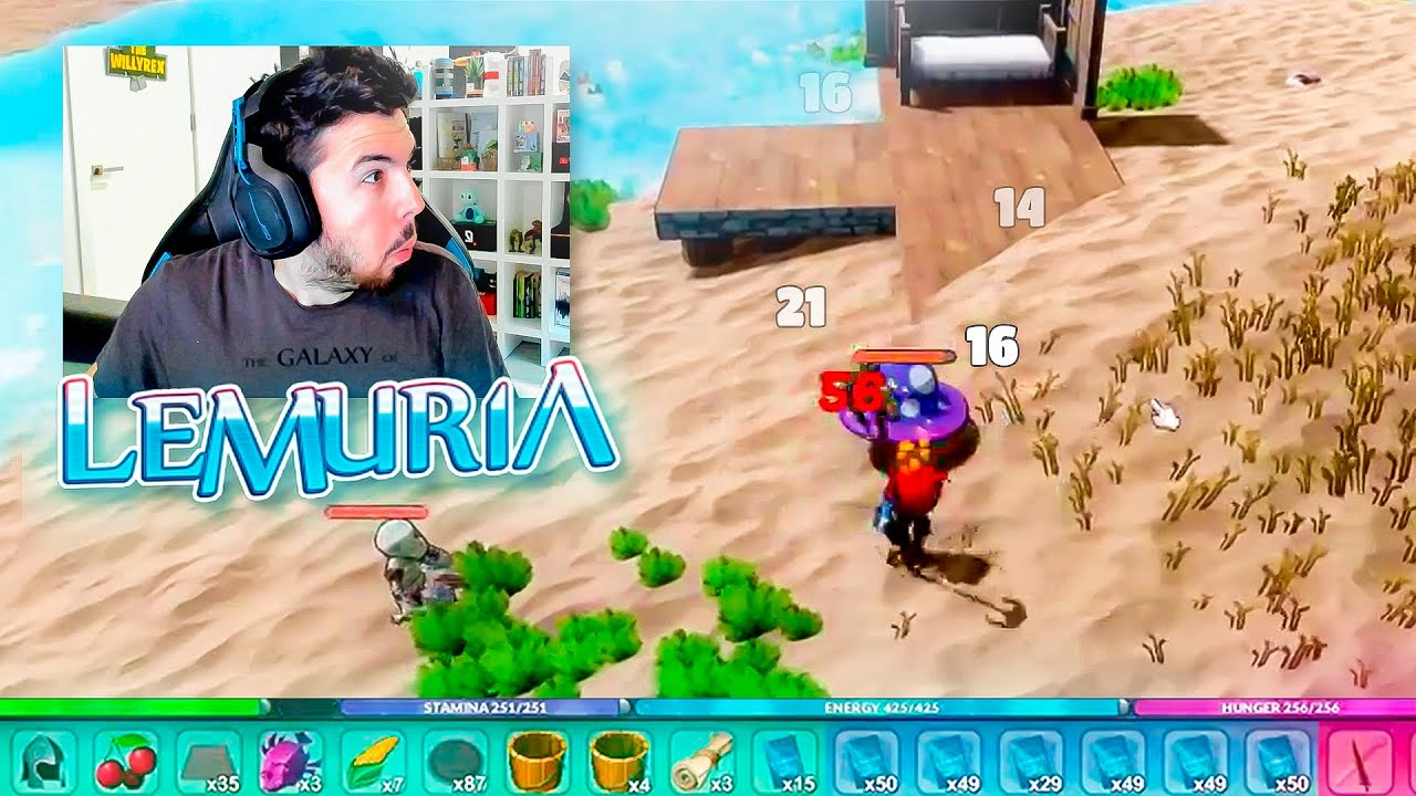 THE GALAXY OF LEMURIA   RPG Free to Play, Play to Earn con Land y NFTs