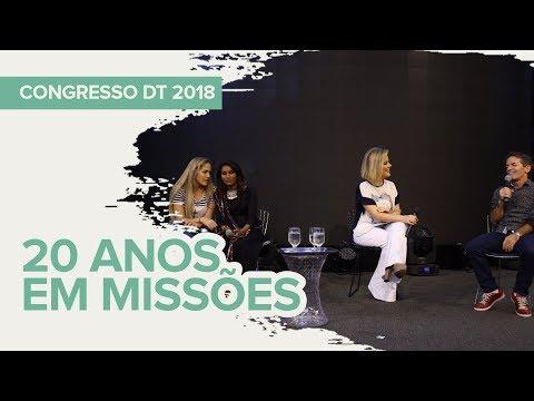 Congresso DT 20 anos - Diante do Trono 20 anos em Missões