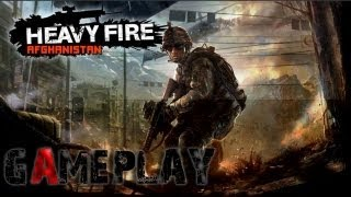 Heavy Fire Afghanistan Gameplay (PC/HD)