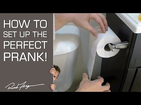 How to do THE PERFECT PRANK!