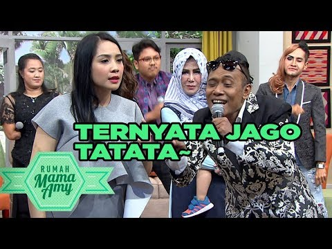 Wih Keren Banget! Gigi Jago Ternyata Jago TATATA  - Rumah Mama Amy (3/8)