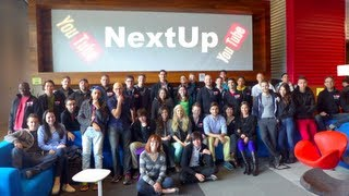 NextUp Creator Camp @ YouTube Space LA Recap