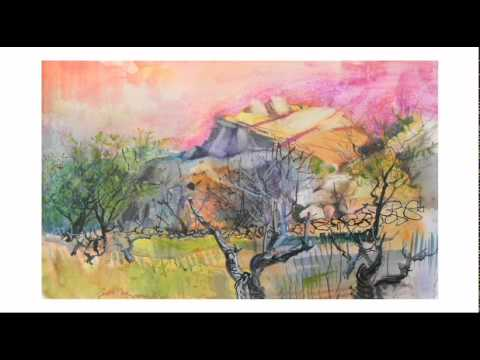 Royal Watercolour Society artist Jenny Wheatley on painting