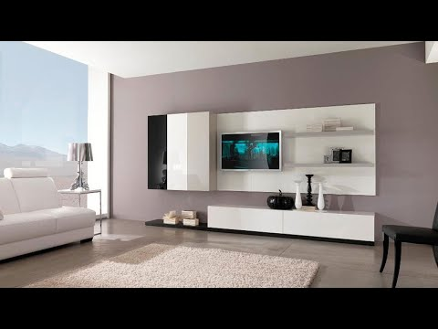 Perfect Inspiring Modern TV Wall Cabinets, Living Room Wall Decoration ideas