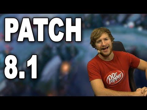 Patchnotes-Rundown 8.1 - Skarner BUFFS!!! [Deutsch]