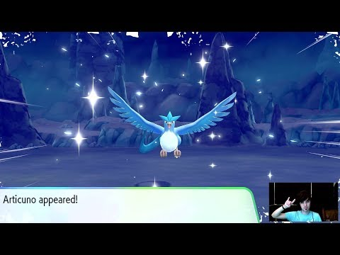 Pokemon Let's Go Hunting Shiny ARTICUNO Live (400 resets nothing yet)