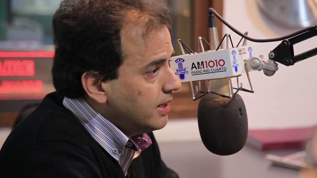 Entrevista en LV16 (Radio Río Cuarto) - YouTube