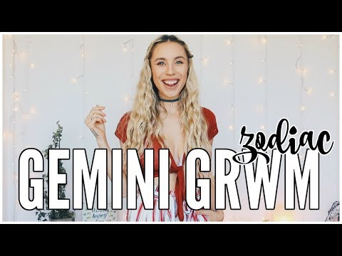 GEMINI | Summer Get Ready With Me