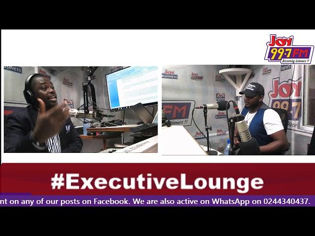 #Executive Lounge On JoyFM (17-7-18)
