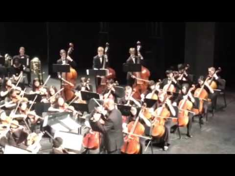 Hyde Park Middle School Orchestra