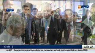 حكومة : سلال يستأنف خرجاته الميدانية و المحطة ولاية سعيدة