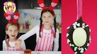 EASTER EGG AND SPOON TREATS - By The Charli's Crafty Kitchen Kids