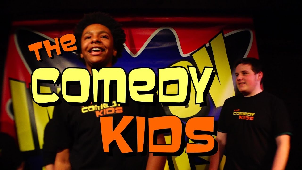 The Comedy Kids Episode 1 Part 1