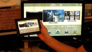 How to use Presentation Mode - Blackberry Playbook