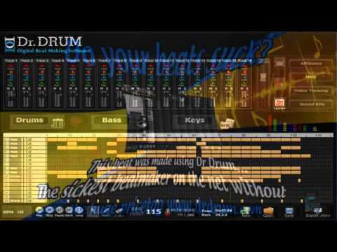 simple drum machine software top music making program youtube. Black Bedroom Furniture Sets. Home Design Ideas