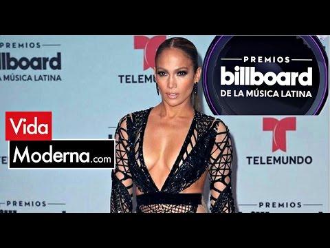 Premios Billboard Latinos 2017: Mejor y Peor Vestidas de la Alfombra Roja - VidaModerna.com