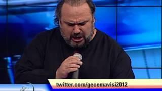 Hakan Aysev - Yalan Dünya CANLI (Gece Mavisi 15 Eylül 2012)