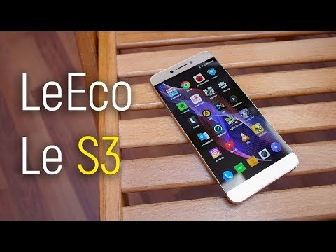 ✔ The LeEco S3 X626 | A good 100$❗ camera smartphone LeEco Le S3 in 2017 [best BANG for the BUCKS!]