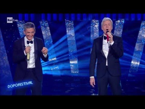 Gli highlights della prima serata di Sanremo 2018 - DopoFestival 07/02/2018