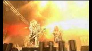 LORDI - GET HEAVY LIVE (Raumanmeri 2003)