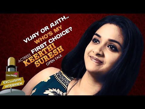 Vijay or Ajith..Who's My First Choice? Keerthi Suresh Open Talk | Exclusive Interview thumbnail