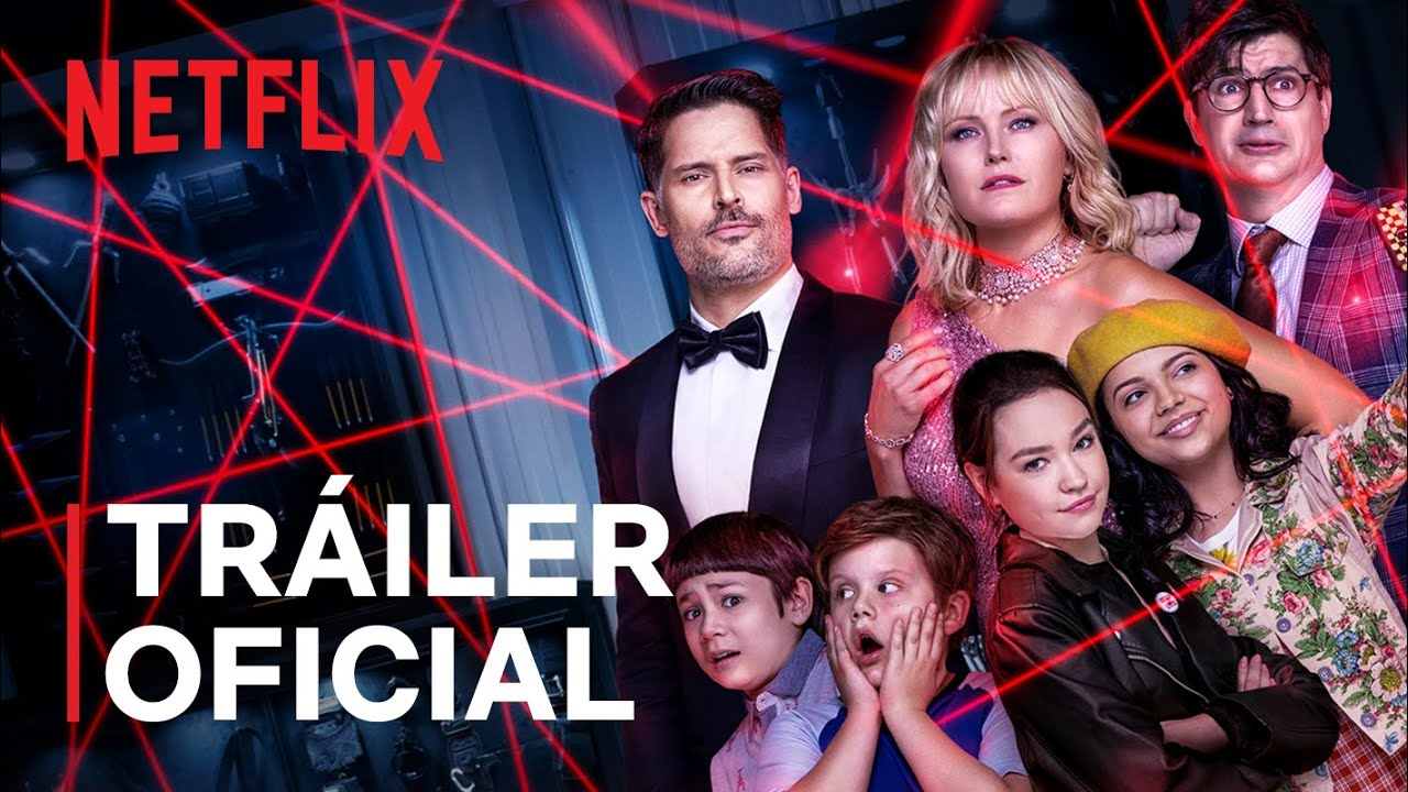 Una noche de locos (en ESPAÑOL) | ¿De verdad conoces a tus padres? | Tráiler oficial | Netflix