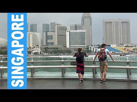 A WEEKEND IN SINGAPORE (Diving into Asian Culture)