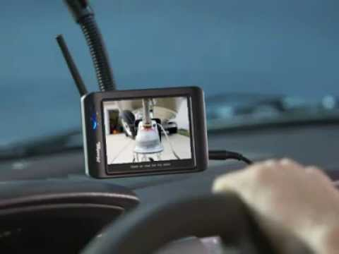 Wireless Backup Camera Installation Review - YouTube