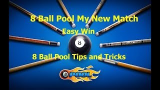 8 Ball Pool Easy Win | How to Play 8 Ball Pool | 8 Ball Pool Tips And Tricks and Trickshots.