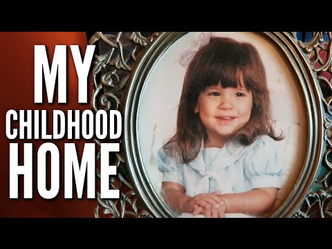 CHILDHOOD HOME TOUR!