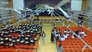 2015-2016伯裘書院畢業典禮直播