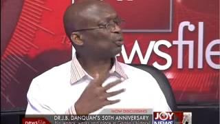 Dr. J.B Danquah