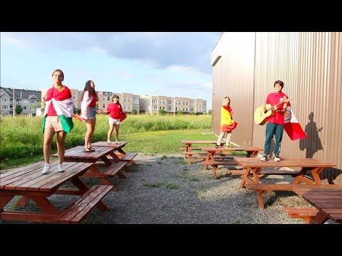 CISV - Seminar Camp - Ottawa, Canada 2018